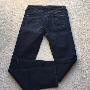 Worn 7 For All Mankind jeans, Yrene fit, 29 (8)